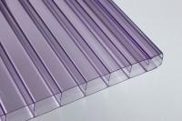 Stegdreifachplatten aus Polycarbonat 16 mm UltraCool