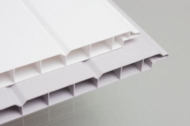 PVC Wand- u. Deckenpaneele 16/200 weiss