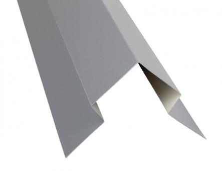 Außenecklisene 80x35x60mm 25mµ Polyester