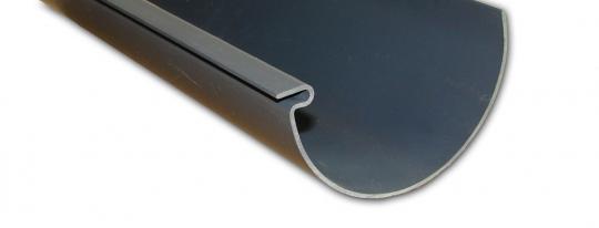 PVC Dachrinnen-Komplettpaket 4,00 m