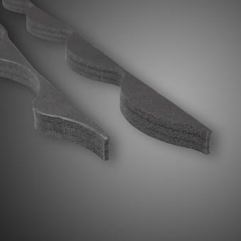 Profilfüller Traufe für Typ 2/1060