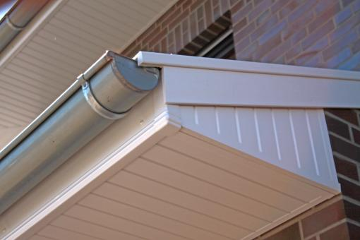 PVC Kunststoffpaneele weiß 9/100mm