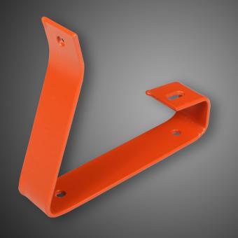 Grundbügel für Laufroste/Steigtritte farbig