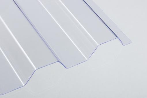 Lichtplatten PVC 1,4 mm Trapezprofil 70/18