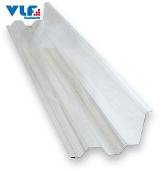 Maueranschluss M70/18 & M76/18 Spundwand Acryl klar