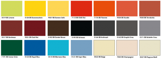 Kronoart® Kompaktplatten UV COLOR 6 mm in B2