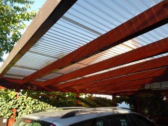 Renolit Ondex SOLLUX Lichtplatten aus biaxial gerecktem PVC 70/18