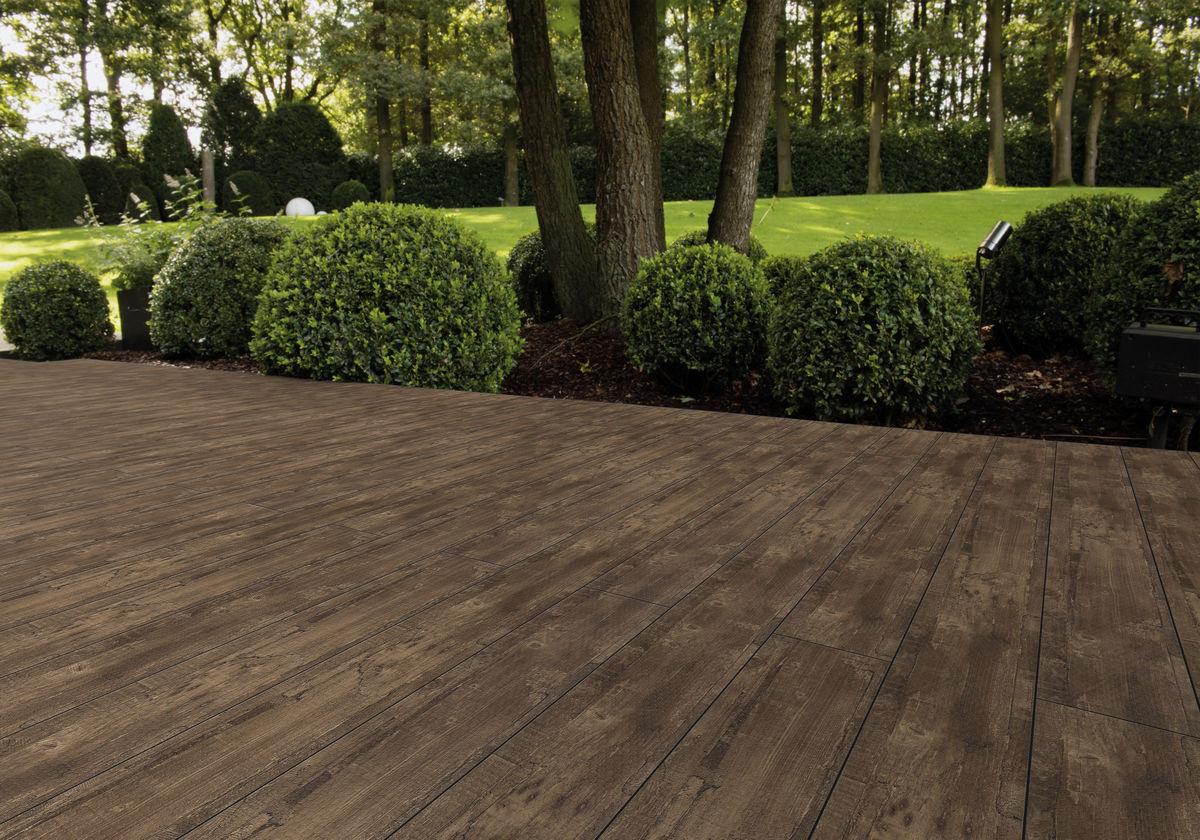 Hpl Terrassendielen 12x200x3050mm Holzoptik Kaufen Dachplatten24