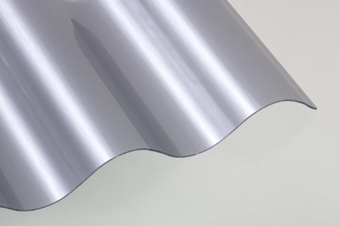 wellplatten lichtplatten polycarbonat silber metallic dachplatten24. Black Bedroom Furniture Sets. Home Design Ideas