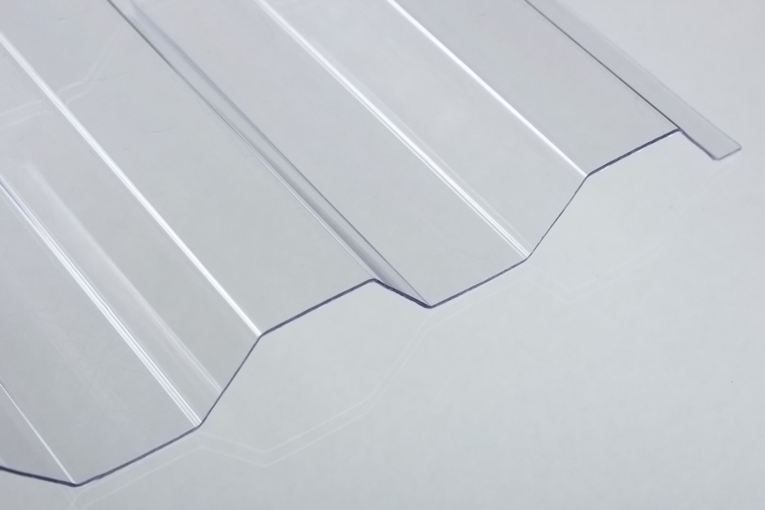 trapezprofil 76 18 polycarbonat klar dachplatten24. Black Bedroom Furniture Sets. Home Design Ideas