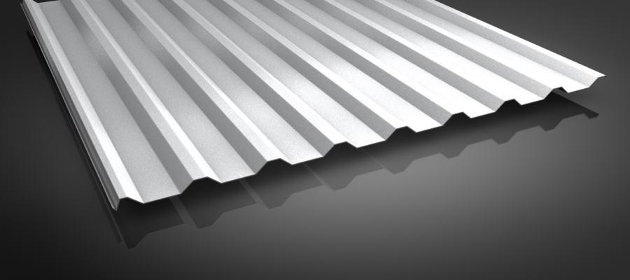 angebot trapezprofil 20 1100 stahlblech 2 wahl dachplatten24. Black Bedroom Furniture Sets. Home Design Ideas
